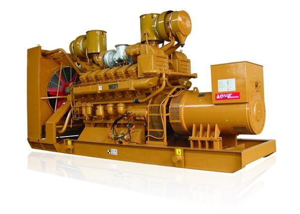 宁波济柴190kw系列柴油发电机组