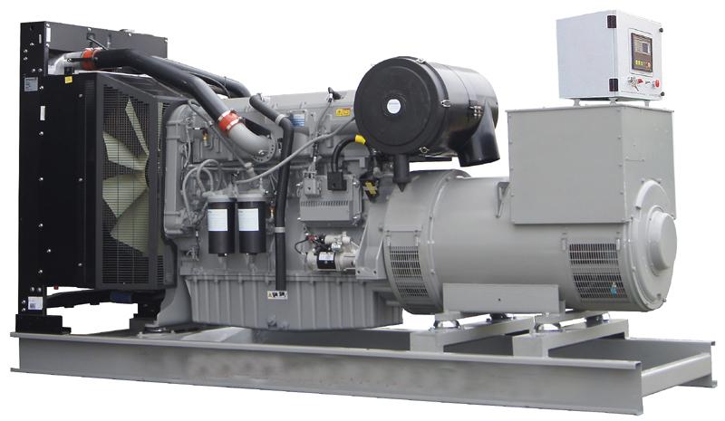 宁波帕金斯系列柴油发电机组