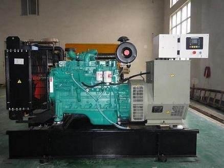 余姚440KW柴油发电机