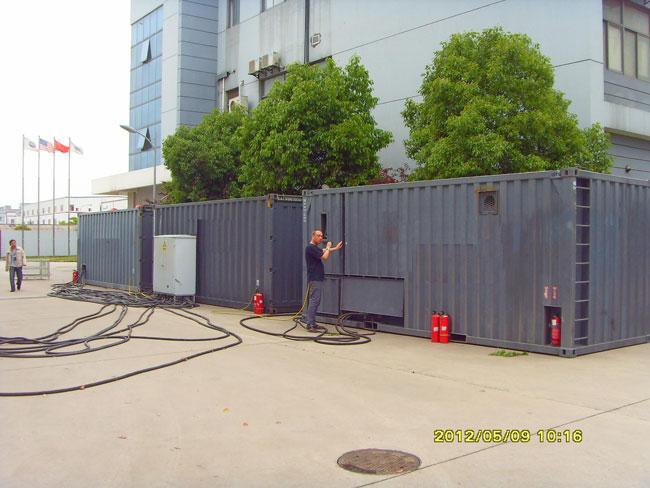 宁波集装箱二手发电机