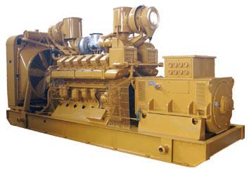 宁波应急发电机-700KW-2500KW济柴柴油发电机