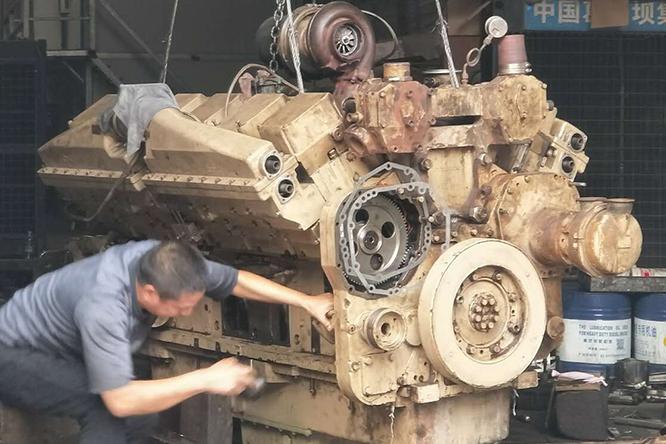 宁波发电机维修