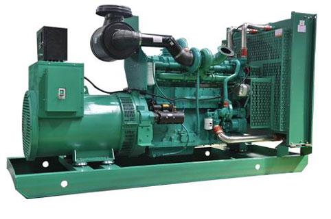 250kw通柴柴油发电机组图片