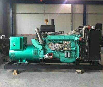 宁波北仑300kw大型柴油发电机组出租