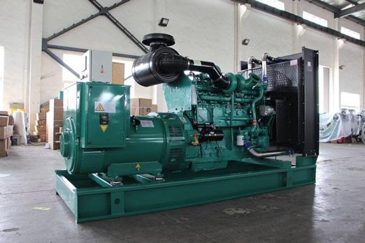 宁波奉化320kw康明斯柴油发电机组出租费用