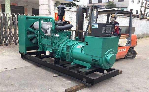 宁波北仑150KW玉柴柴油发电机组出租价格