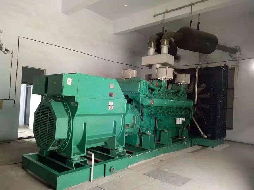 宁波北仑300kw奔驰MTU发电机组系列出租价格