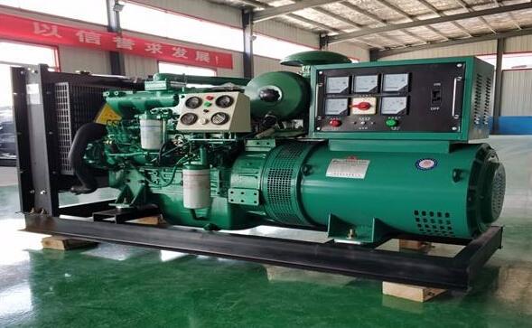 宁波二手本田300kw大型柴油发电机组