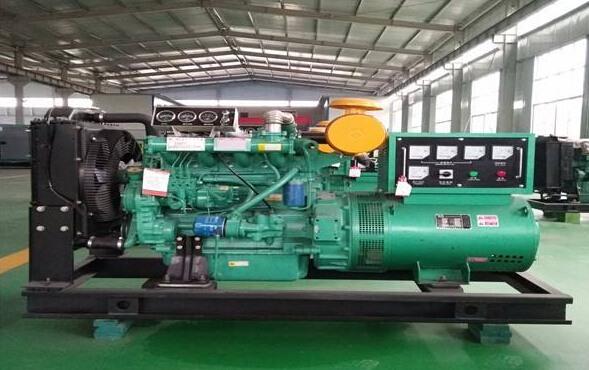 宁波二手常柴400kw大型柴油发电机组