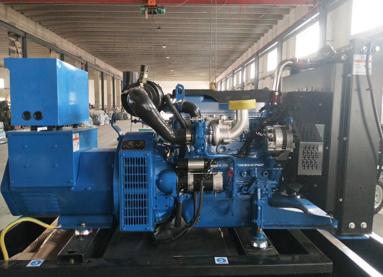 宁波宁海泰豪200kw大型柴油发电机组