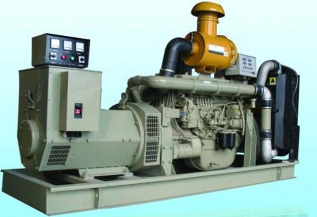 宁波二手常柴250kw大型柴油发电机组