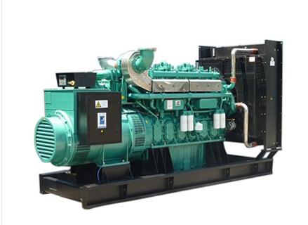 宁波象山宗申动力400kw大型柴油发电机组