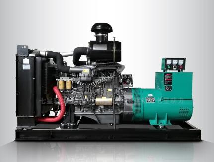 宁波宁海泰豪250kw大型柴油发电机组