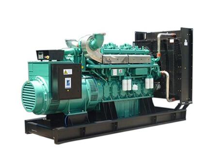 宁波象山宗申动力250kw大型柴油发电机